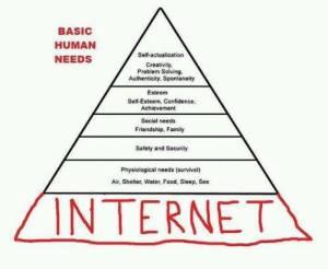 La pyramide des besoins mise à jour